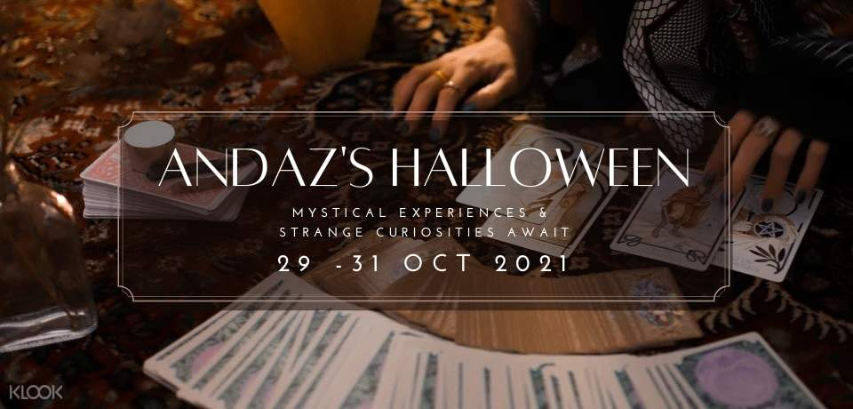 Andaz's Halloween